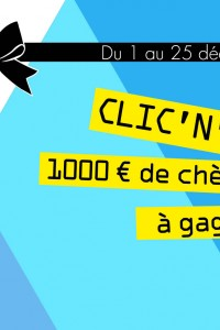 Jeu concours  click'n win